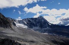 Alpen - Berg Adamello Lizenzfreies Stockfoto