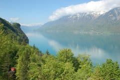 Alpen-Berge Stockbild