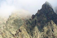 Alpen in Chamonix Royalty-vrije Stock Foto