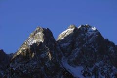 Alpen Deutschland Stockbild