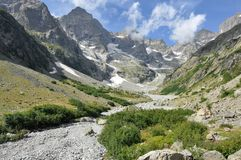 Alpen, Frankrijk Stock Fotografie