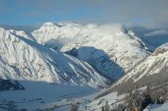 Alpen in Italië Royalty-vrije Stock Foto