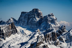 Alpen Mountain range in Italy #3 Stock Images