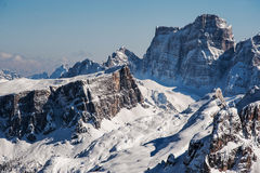 Alpen Mountain range in Italy #4 Royalty Free Stock Images