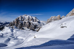 Alpen Mountain range in Italy #7 Stock Image