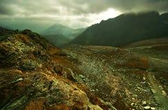 Alpen in Oostenrijk 3 Royalty-vrije Stock Afbeeldingen