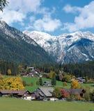 alpen stereich 库存照片