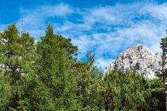 Alpen van Oostenrijk Royalty-vrije Stock Afbeelding