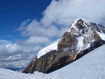 Alpen in Zwitserland Royalty-vrije Stock Fotografie