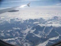 alpes瑞士 库存图片