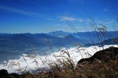 Alpes, Áustria imagem de stock