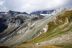 Alpes imagem de stock