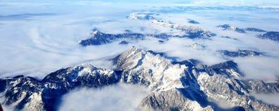 Alpes zdjęcie stock
