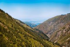 Alpes Foto de Stock Royalty Free