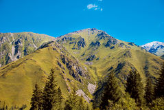 Alpes Imagens de Stock