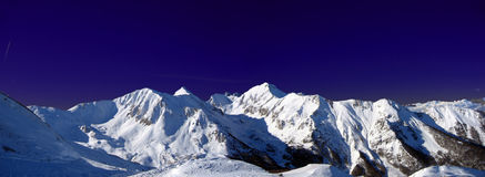 Alpes Image stock