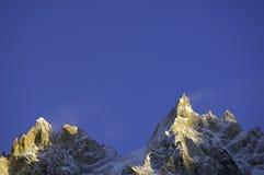 Alpes Image stock