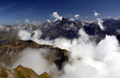 alpes Foto de Stock