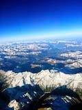 alpes photos stock