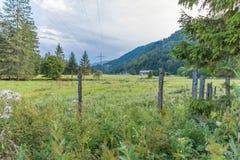Alpes allemandes Image libre de droits