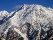 Alpes autrichiens. Aile Photo libre de droits
