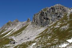 Alpes bavarois Photographie stock libre de droits