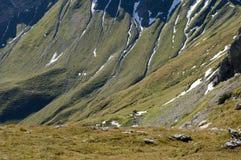 Alpes bavarois Images libres de droits