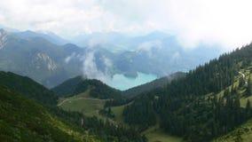 Alpes bavarois Images stock