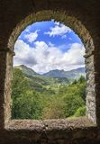 Alpes de Apuan Fotos de Stock