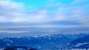 Alpes de Gerlitzen Autriche Photographie stock libre de droits