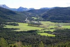 Alpes-de-Haute-Провансаль, Франция Стоковое Изображение RF