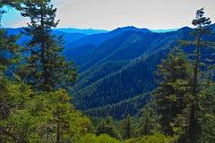 Alpes de trinité Photo libre de droits