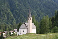 Alpes - Dolomiti - Italy Foto de Stock