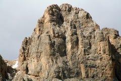 Alpes - Dolomiti - Italy Foto de Stock Royalty Free