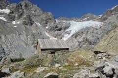 Alpes du sud, Frances Photos stock