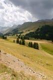 Alpes en Italie Images libres de droits