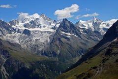 alpes européennes Photos stock