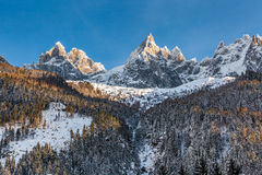 Alpes français Images stock