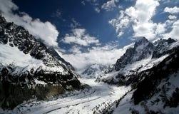 Alpes français Images libres de droits