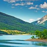 Alpes franceses Foto de Stock