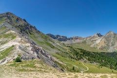 alpes francuscy zdjęcie stock