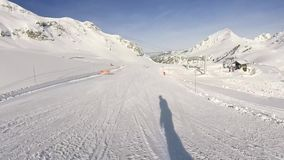 Alpes, Frankreich-Video stock video