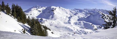 Alpes, Frankrijk stock foto