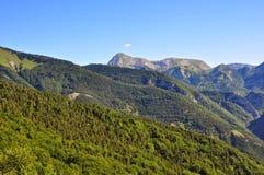 Alpes Haute Fotografia Stock Libera da Diritti