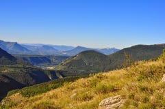 Alpes Haute Fotografie Stock Libere da Diritti