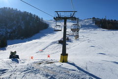 Alpes Italie de Dolomti Photographie stock libre de droits