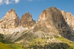 Alpes italiens Photographie stock