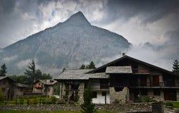 Alpes italiens Images libres de droits