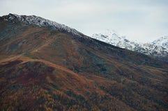 Alpes italiens Photos stock