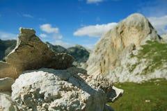 Alpes julianos Imagem de Stock Royalty Free